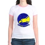 VAW 112 Golden Hawks Jr. Ringer T-Shirt