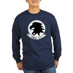VAW 113 Black Eagles Long Sleeve Dark T-Shirt