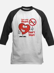 Save your heart, Dont Start Baseball Jersey