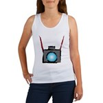 WTD: Camera On Women's Tank Top