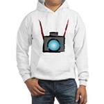 WTD: Camera On Hooded Sweatshirt