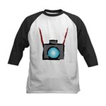 WTD: Camera On Kids Baseball Jersey