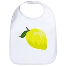 Yellow Lemon Bib