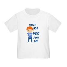 Vote Yes Boy T