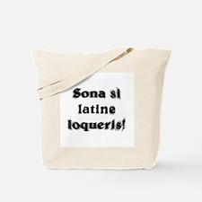 Honk if you speak Latin Tote Bag