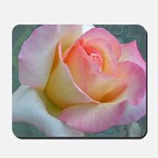SOFTLY ROSE Mousepad