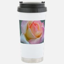SOFTLY ROSE Stainless Steel Travel Mug