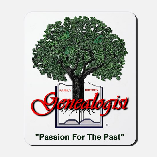 Passion For The Past Mousepad