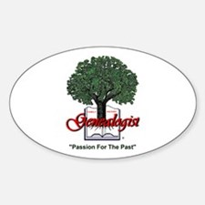 Passion For The Past Decal
