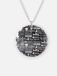 Halloween Grunge (blk) Necklace