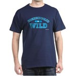 Homeschooled & Wild Dark T-Shirt
