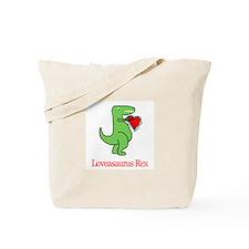 Loveasaurus Rex Tote Bag