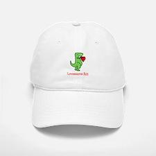 Loveasaurus Rex Baseball Baseball Cap
