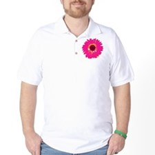 Hot Pink Flower T-Shirt