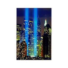 911 Memorial  Rectangle Magnet