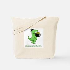 Irishsaurus O'Rex Tote Bag