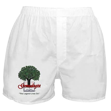 The Legend Lives On Boxer Shorts