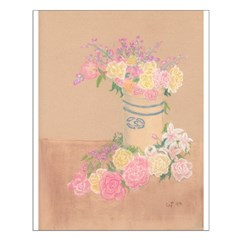 Country Urn Bouquet Posters