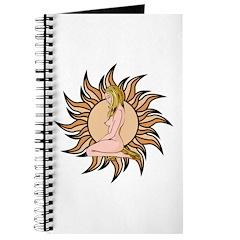 Kneeling Sun Journal