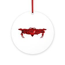 Native Pride Ornament (Round)