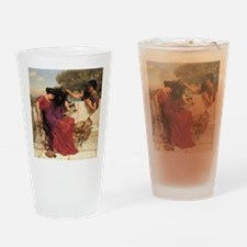 The Old, Old Story by John William  Drinking Glass