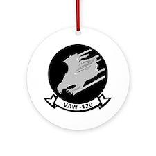 VAW 120 Greyhawks Ornament (Round)