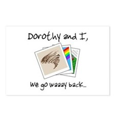 Friend of Dorothy Postcards (Package of 8)
