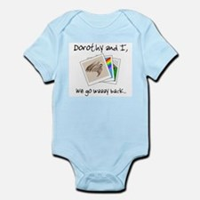 Friend of Dorothy Infant Bodysuit