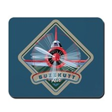 Buzzkutt Airplane Mousepad