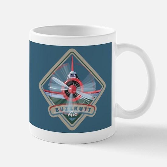 Buzzkutt Airplane Mug