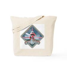 Buzzkutt Airplane Tote Bag