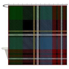 Tilley Tartan Shower Curtain