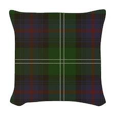 Sutherland Tartan Woven Throw Pillow
