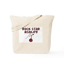 """Rock Star Ashley"" Tote Bag"