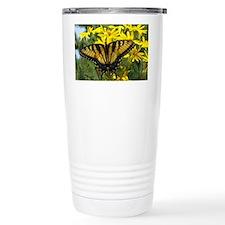 Beautiful Eastern Tiger Swallow Travel Mug