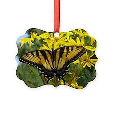 Beautiful Eastern Tiger Swallowta Ornament