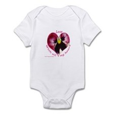 Love, with all my Heart Infant Bodysuit