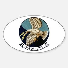 VAW 126 Seahawks Oval Decal