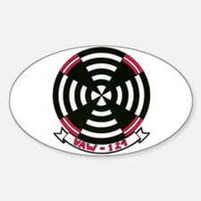 VAW 124 Bare Aces Oval Decal