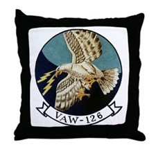 VAW 126 Seahawks Throw Pillow