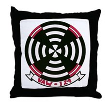VAW 124 Bare Aces Throw Pillow