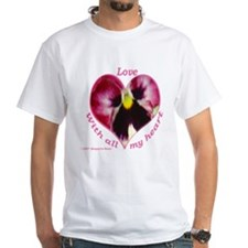 Love, with all my Heart Shirt