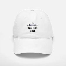 Cool Edit 1985 Baseball Baseball Cap