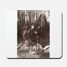1919 Trapper Mousepad