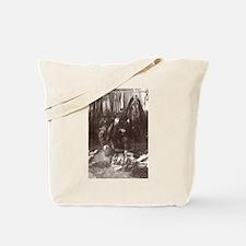 1919 Trapper Tote Bag