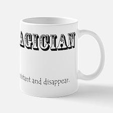 I'm a magician Mugs