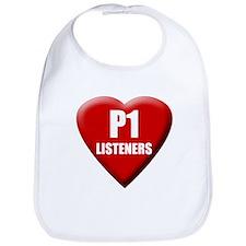 P1 Love Bib