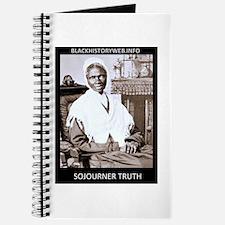 Sojourner Truth - Black History Hero Journal