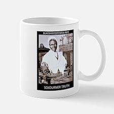 Sojourner Truth - Black History Hero Mugs