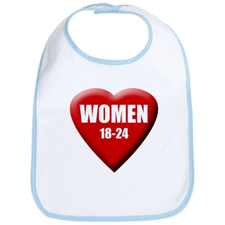 Women 18-24 Bib